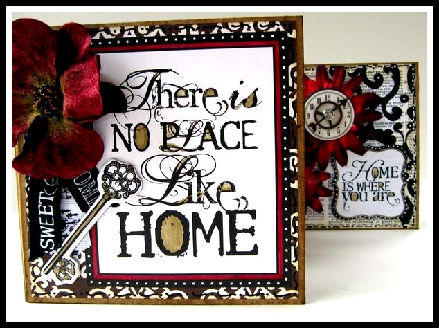 There is no place like home 1